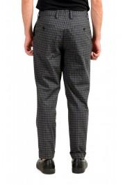"Hugo Boss Men's ""Porte"" Gray Plaid Pants : Picture 3"