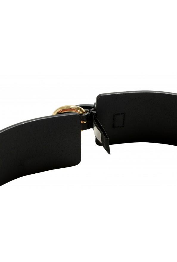 Just Cavalli Women's Multi-Color 100% Leather Wide Belt: Picture 4