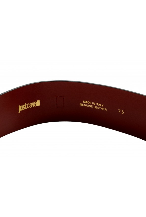 Just Cavalli Women's Multi-Color 100% Leather Wide Belt : Picture 3