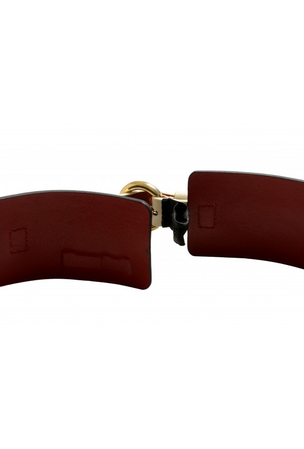 Just Cavalli Women's Multi-Color 100% Leather Wide Belt : Picture 4
