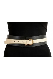 Just Cavalli Women's Multi-Color 100% Leather Wide Belt : Picture 5