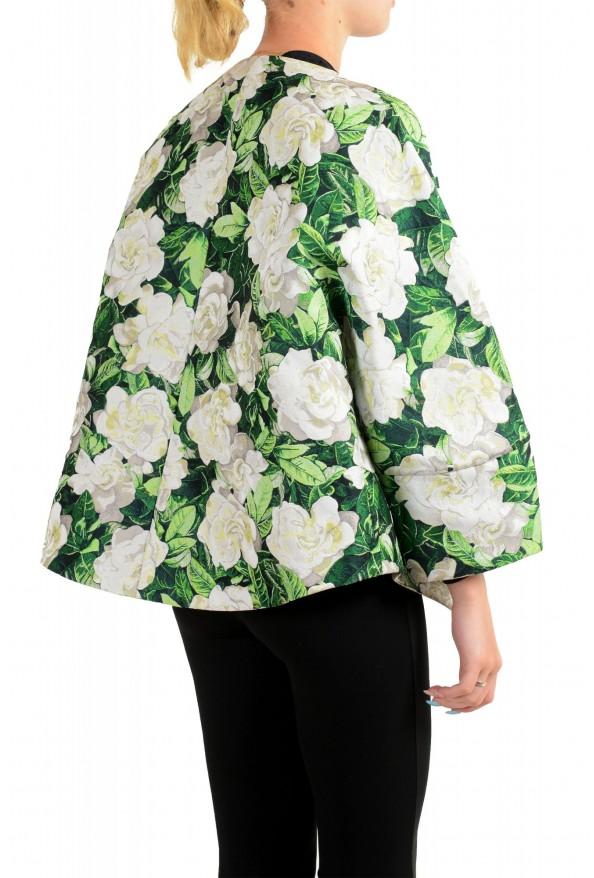 "Moncler Women's ""ANASTASI"" Floral Print Jacket: Picture 3"