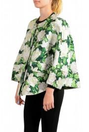 "Moncler Women's ""ANASTASI"" Floral Print Jacket: Picture 4"