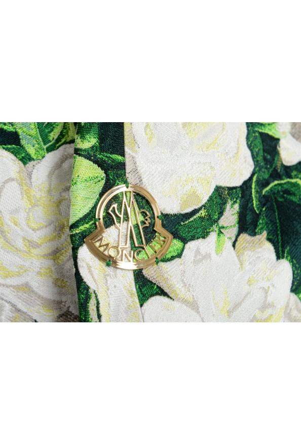 "Moncler Women's ""ANASTASI"" Floral Print Jacket: Picture 6"