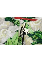 "Moncler Women's ""ANASTASI"" Floral Print Jacket: Picture 9"