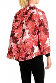 "Moncler Women's ""Nika Cole"" Floral Print Jacket : Picture 3"