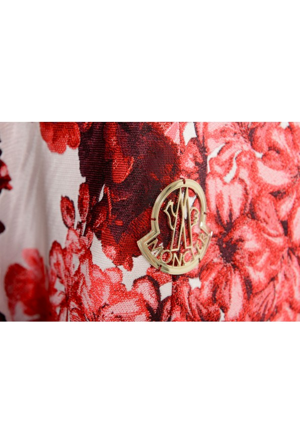 "Moncler Women's ""Nika Cole"" Floral Print Jacket : Picture 6"