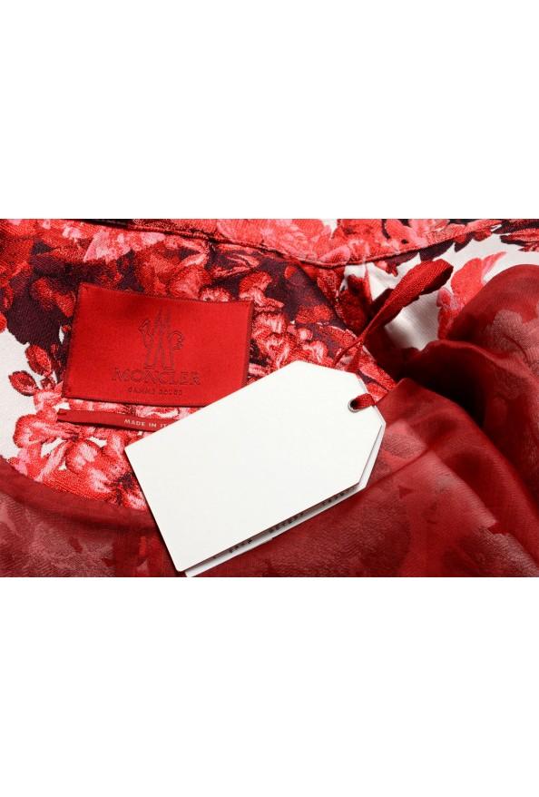 "Moncler Women's ""Nika Cole"" Floral Print Jacket : Picture 8"