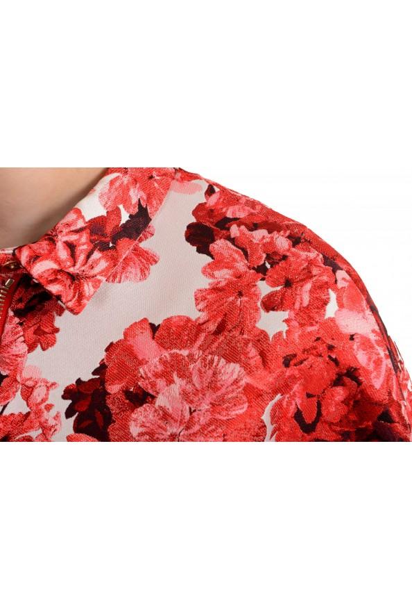 "Moncler Women's ""Nika Cole"" Floral Print Jacket: Picture 5"