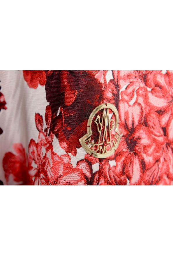 "Moncler Women's ""Nika Cole"" Floral Print Jacket: Picture 6"