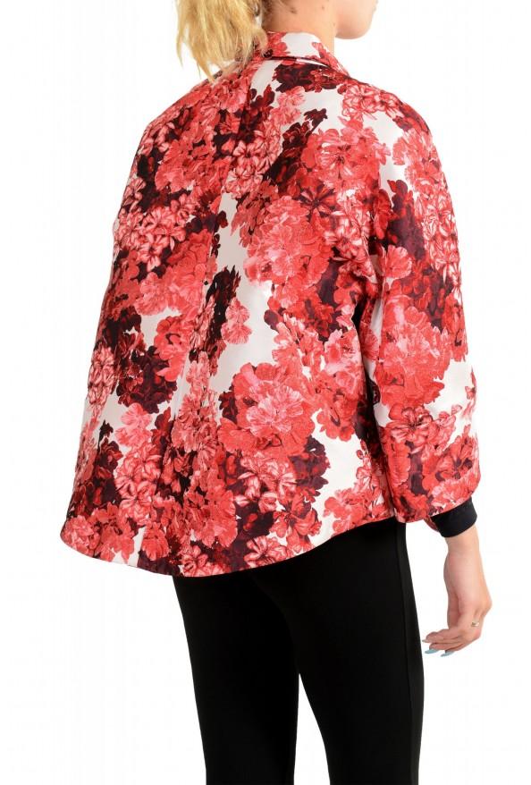 "Moncler Women's ""Nika Cole"" Floral Print Jacket: Picture 3"