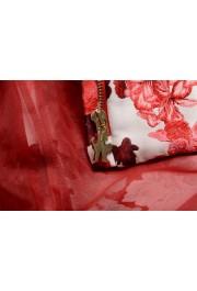 "Moncler Women's ""Nika Cole"" Floral Print Jacket: Picture 9"