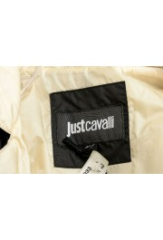 Just Cavalli Women's Multi-Color Lightly Insulated Parka Coat: Picture 5