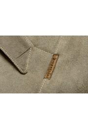 Armani Jeans AJ Women's Gray Faux Fur Shearling Coat: Picture 7