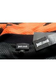 Just Cavalli Women's Multi-Color Animal Print Full Zip Jacket : Picture 6