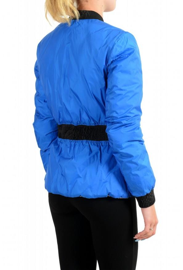 Just Cavalli Women's Reversible Down Lightweight Parka Jacket: Picture 4