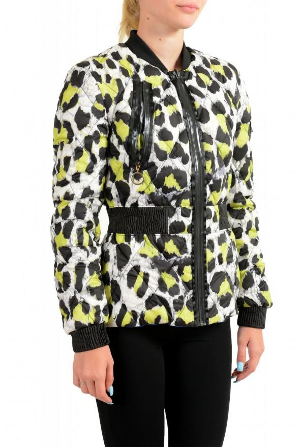 Just Cavalli Women's Reversible Down Lightweight Parka Jacket: Picture 6