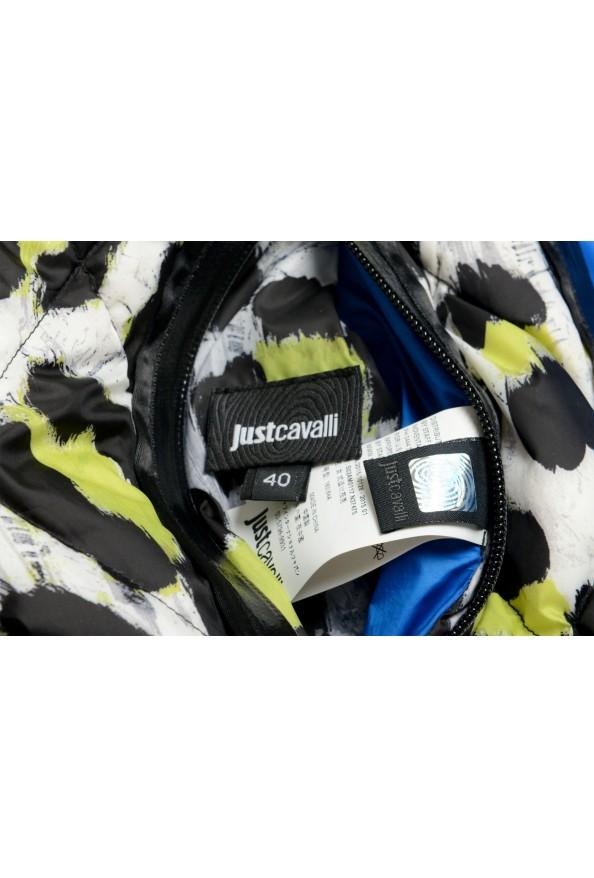 Just Cavalli Women's Reversible Down Lightweight Parka Jacket: Picture 9