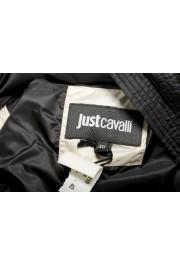 Just Cavalli Women's Ivory Down Lightweight Sleeveless Parka Vest : Picture 5