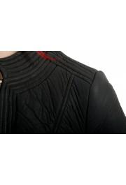 Just Cavalli Women's Black Full Zip Lightweight Jacket : Picture 4