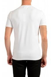 Versace Collection Men's White Graphic Crewneck T-Shirt : Picture 3