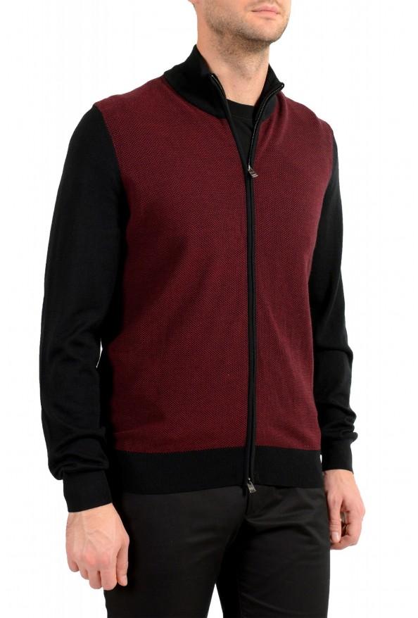 "Hugo Boss ""T-Diego"" Men's Wool Silk Cashmere Cardigan Sweater : Picture 2"