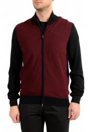 "Hugo Boss ""T-Diego"" Men's Wool Silk Cashmere Cardigan Sweater"
