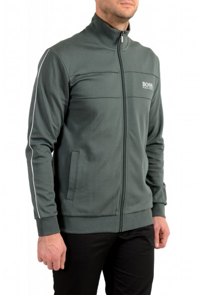 "Hugo Boss ""Tracksuit Jacket"" Men's Full Zip Track Sweater Jacket : Picture 2"