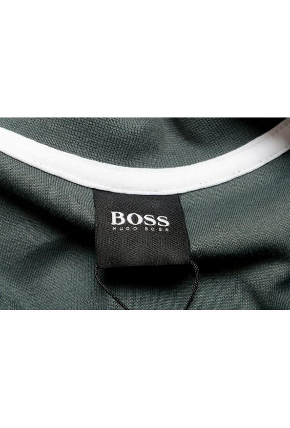 "Hugo Boss ""Tracksuit Jacket"" Men's Full Zip Track Sweater Jacket : Picture 6"