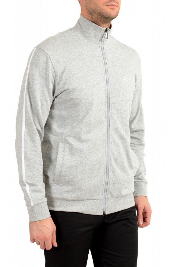 "Hugo Boss ""Authentic Jacket Z"" Men's Full Zip Track Sweater Jacket: Picture 2"