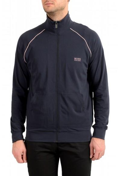 "Hugo Boss ""Mix&Match Jacket Z"" Men's Full Zip Track Sweater Jacket"