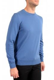 "Hugo Boss ""Pacas"" Men's Blue Crewneck Pullover Sweater: Picture 2"
