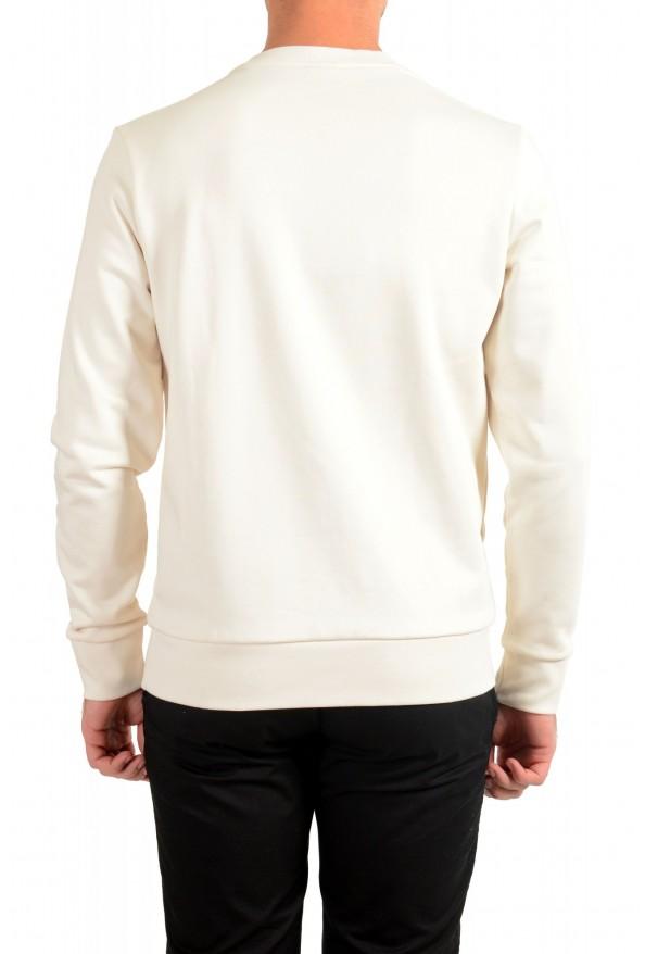 """Hugo Boss """"Stadler 56"""" Men's Ivory Crewneck Sweatshirt Sweater: Picture 3"""