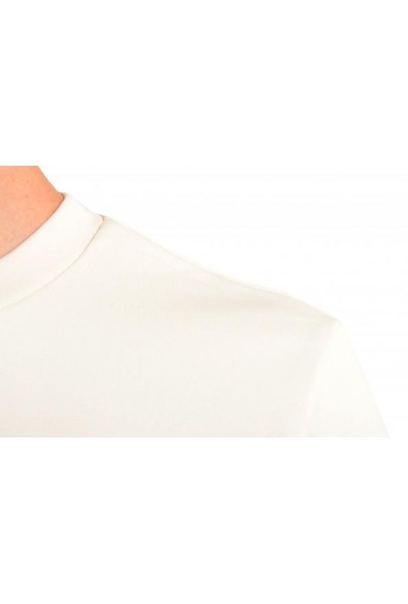 """Hugo Boss """"Stadler 56"""" Men's Ivory Crewneck Sweatshirt Sweater: Picture 4"""