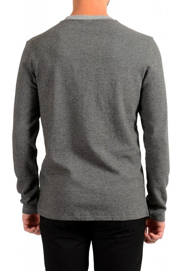 "Hugo Boss ""Tepatte"" Men's Gray Crewneck Pullover Sweater: Picture 3"