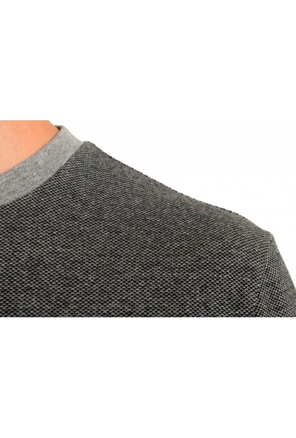"Hugo Boss ""Tepatte"" Men's Gray Crewneck Pullover Sweater: Picture 4"