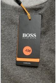 "Hugo Boss ""Tepatte"" Men's Gray Crewneck Pullover Sweater: Picture 5"
