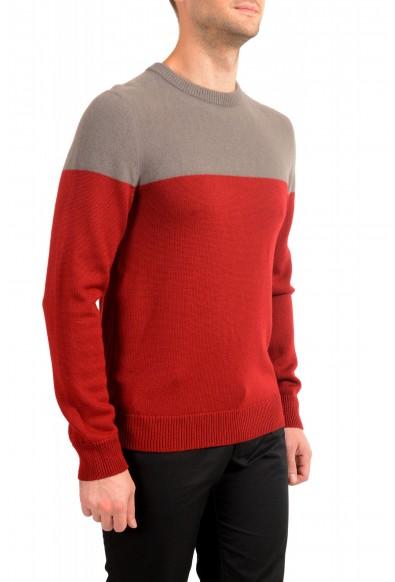 "Hugo Boss ""Dilio"" Men's Crewneck 100% Wool Pullover Sweater: Picture 2"