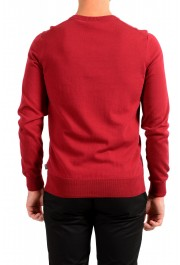 """Hugo Boss """"Pacello"""" Men's Red V-Neck Pullover Sweater: Picture 3"""