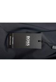 "Hugo Boss Men's ""LS-Shirt RN"" Black Sun Protection Slim Fit T-Shirt: Picture 6"