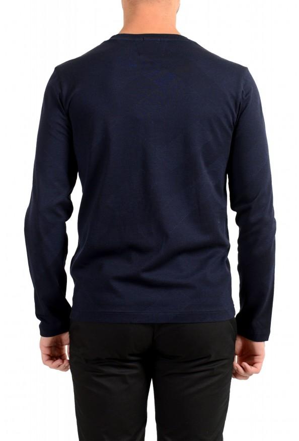 "Hugo Boss Men's ""T-Thias 11"" Slim Fit Crewneck Long Sleeve T-Shirt: Picture 3"