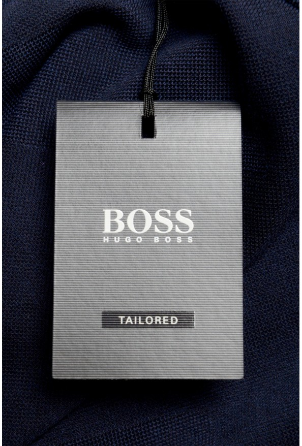 "Hugo Boss Men's ""T-Thias 11"" Slim Fit Crewneck Long Sleeve T-Shirt: Picture 5"
