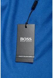 "Hugo Boss ""Palano-L"" Men's Bright Blue Full Zip Cardigan Sweater: Picture 5"