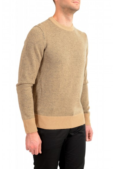 """Hugo Boss """"Dimico"""" Men's 100% Wool Crewneck Pullover Sweater: Picture 2"""