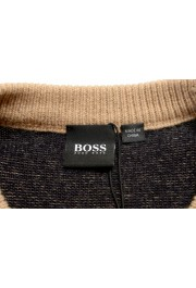"""Hugo Boss """"Dimico"""" Men's 100% Wool Crewneck Pullover Sweater: Picture 5"""