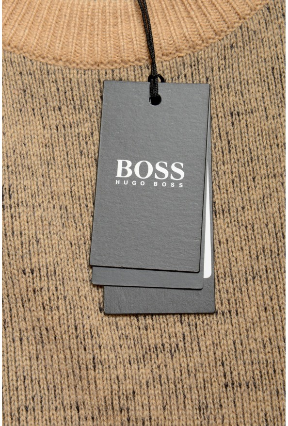 """Hugo Boss """"Dimico"""" Men's 100% Wool Crewneck Pullover Sweater: Picture 6"""