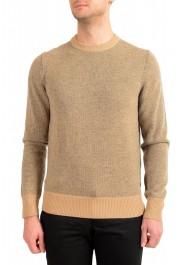 "Hugo Boss ""Dimico"" Men's 100% Wool Crewneck Pullover Sweater"