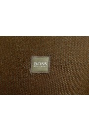 "Hugo Boss ""Amador"" Men's Linen Crewneck Pullover Sweater: Picture 4"