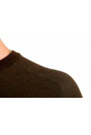 "Hugo Boss ""Amador"" Men's Linen Crewneck Pullover Sweater: Picture 5"