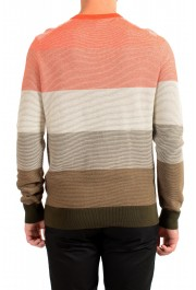 "Hugo Boss ""Kadegro"" Men's Striped Crewneck Pullover Sweater: Picture 3"